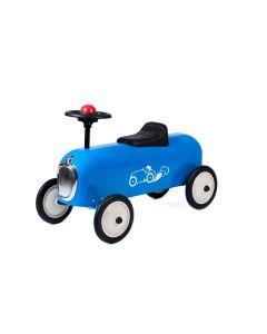Baghera - Racer Blauw 817 - Loopauto