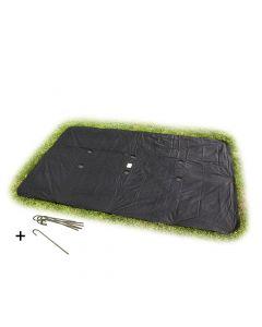 Exit - Afdekhoes Supreme Ground Level Rechthoek - Voor uw trampoline