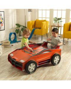 Kidkraft - Speedway Play N Store - Activiteiten Speeltafel