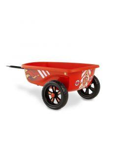 Exit - Foxy Fire Go-Kart Trailer - Rood - Aanhangwagen