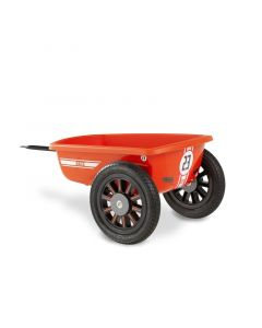 Exit - Spider Race Go-Kart Trailer - Rood - Aanhangwagen