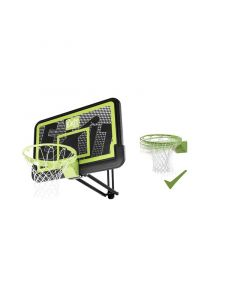 Exit - Galaxy Wall-Mount System (Met Dunkring) - Basket - Black Edition