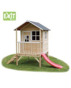 Exit - Loft 300 Natural - Houten speelhuisje