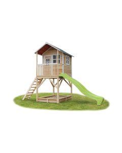 Exit - Loft 700 Natural - Houten speelhuisje