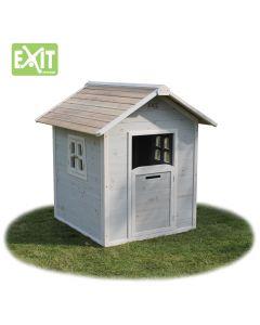 Exit - Beach House 100 Grijs - Houten speelhuisje