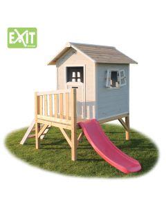 Exit - Beach House 300 Grijs - Houten speelhuisje