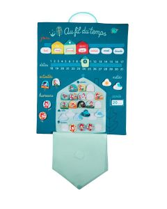Lilliputiens - Een Jaartje Rond - Fr - Kinderkalender
