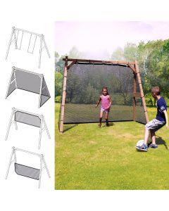 Axi - Familyfun Bruin - Schommeltuig / Multi-sportnet / Goal