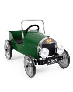Baghera - Classic Groen - Trapauto