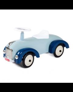 Baghera - Speedster Blauw - Loopauto