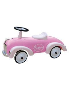 Baghera - Speedster Roze - Loopauto