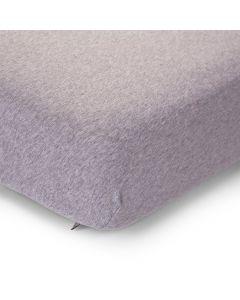 Childhome - Hoeslaken Bed 60x120 cm - Jersey - Grijs
