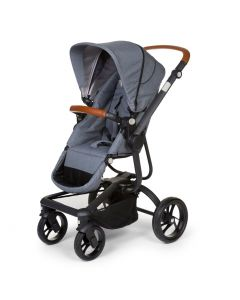 Childhome - Urbanista Buggy 2-in-1 Canvas - Grijs