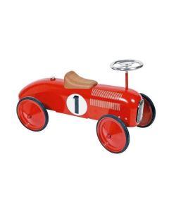 DAM - Nummer 1 Rood - Loopauto