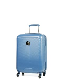 Delsey - Helium Air 55cm - Blauw - Reiskoffer