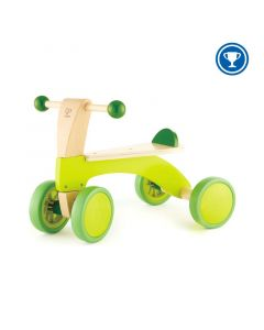 Hape - Scoot Around - Houten loopfiets - Groen