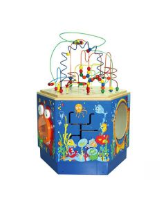 Hape - Coral Reef Activity Center - Houten activiteitentafel