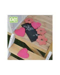 Exit - Girls Decoration Kit - Voor speelhuisjes