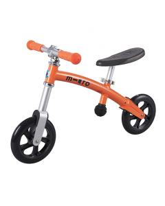 Micro - G-Bike - Orange - Aluminium loopfiets
