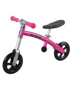 Micro - G-Bike - Pink - Aluminium loopfiets