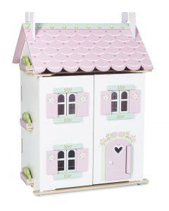 Le Toy Van - Sweetheart huisje - Houten poppenhuis