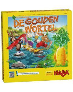 Haba - De Gouden Wortel - Gezelschapsspel