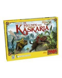 Haba - De Helden Van Kaskaria - Gezelschapsspel