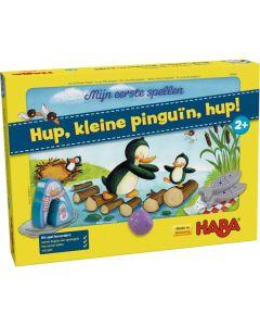 Haba - Hup, Kleine Pinguïn, Hup! - Mijn eerste spellen