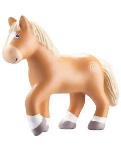 Haba - Little Friends - Poppenhuispop Paard Leopold