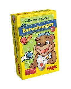 Haba - Berenhonger - Mijn eerste spellen
