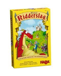 Haba - Richard Ridderslag - Gezelschapsspel