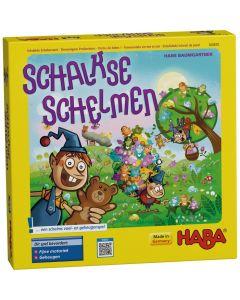 Haba - Schalkse Schelmen - Gezelschapsspel