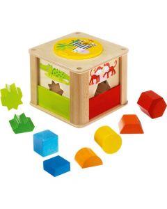 Haba - Sorteerbox Zoodieren