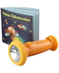 Haba - Zaklamp Projector - Glimwormpje