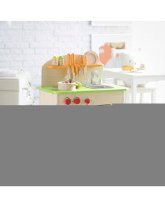 Hape - Gourmet Kinderkeuken Groen