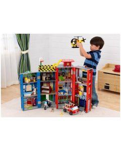 Kidkraft - Speelgoedset Voor Grote Kleine Helden