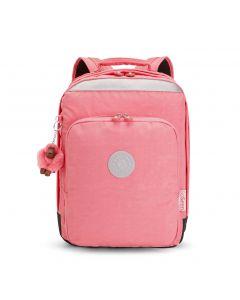 Kipling - College Up Pink Flash - Boekentas Roze