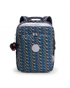 Kipling - College Up Nocturnal Eye - Boekentas Blauw