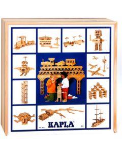Kapla - Bouwblokjes - 100 stuks