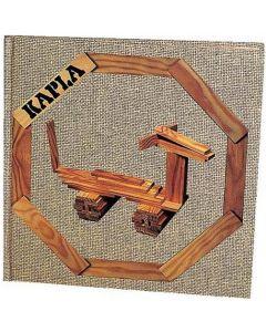 Kapla - Bouwblokjes - Boek 4 - Beige