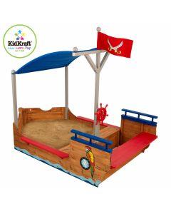 Kidkraft - Piraten Zandboot