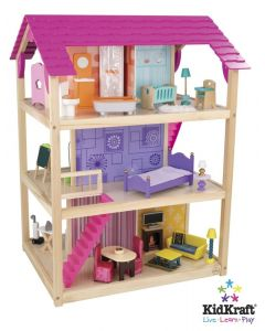 Kidkraft - So Chic Poppenhuis