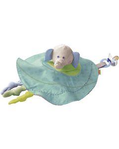 Haba - Knuffeldoekje Olifant Uppsala - Babyspeeltje