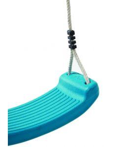 Durcolo - Kunststof Zitje Turquoise - Speeltuig accessoire