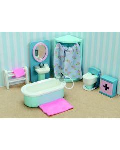 Le Toy Van - Daisylane - Badkamer - Voor poppenhuis