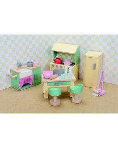Le Toy Van - Daisylane - Keuken - Voor poppenhuis