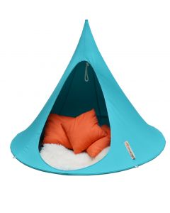Cacoon - Double - Turquoise - 1,8m - Nestschommel