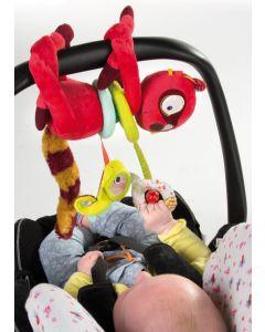 Lilliputiens - Georges Acti-Maki - Babyspeeltje voor onderweg