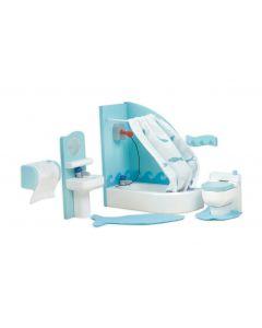 Le Toy Van - Badkamer Sugar Plum - Voor poppenhuis