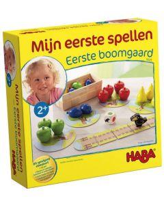 Haba - Eerste Boomgaard - Mijn eerste spellen